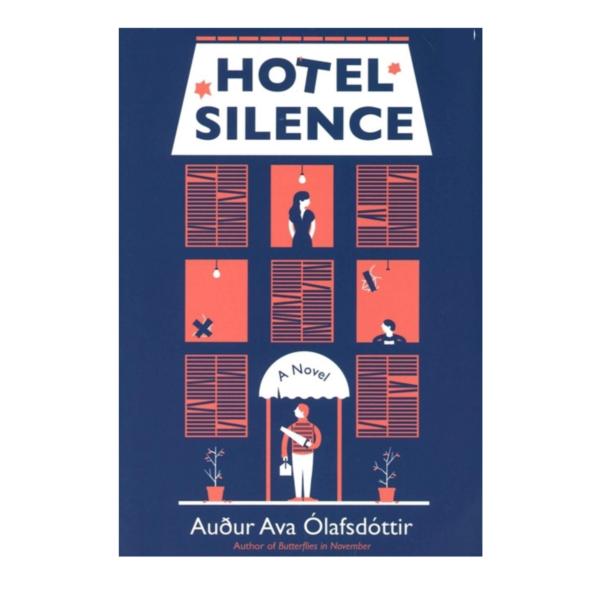 Hotel Silence Book Scandinavian Literature