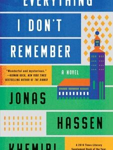 Everything I Don't Remember by Jonas Hassen Khemiri