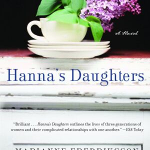 Hanna's Daughters by Marianne Fredriksson Cover Photo